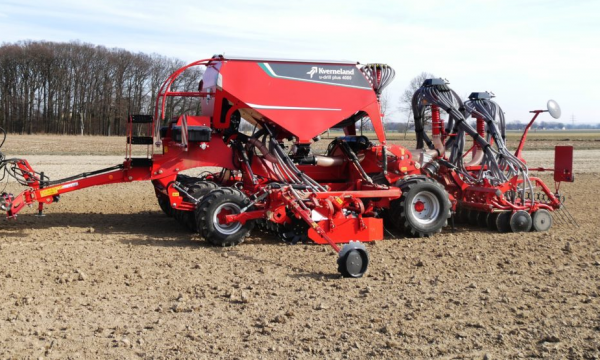 Abbey Retail Appointed Kverneland & McConnel Dealer