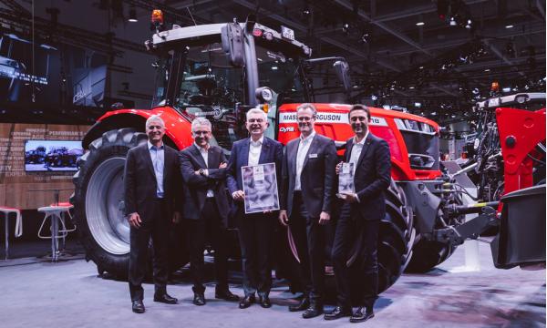 Massey Ferguson 6700S Series Machine of The Year 2020