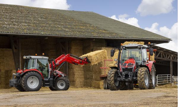 Massey Ferguson Launch New 5S Series Tractor