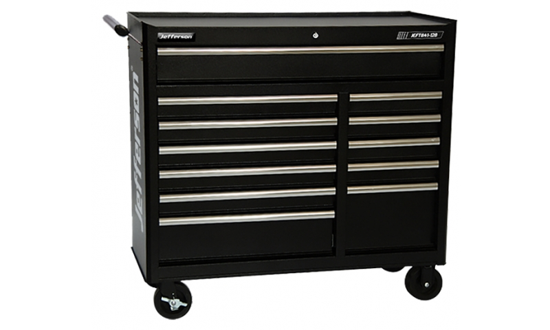 12 Drawer Bottom Mobile Tool Chest