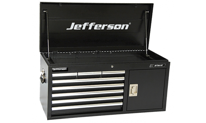 8 Drawer Bottom Mobile Tool Chest