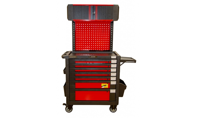 7 Drawer Professional Telescopic Tool Chest