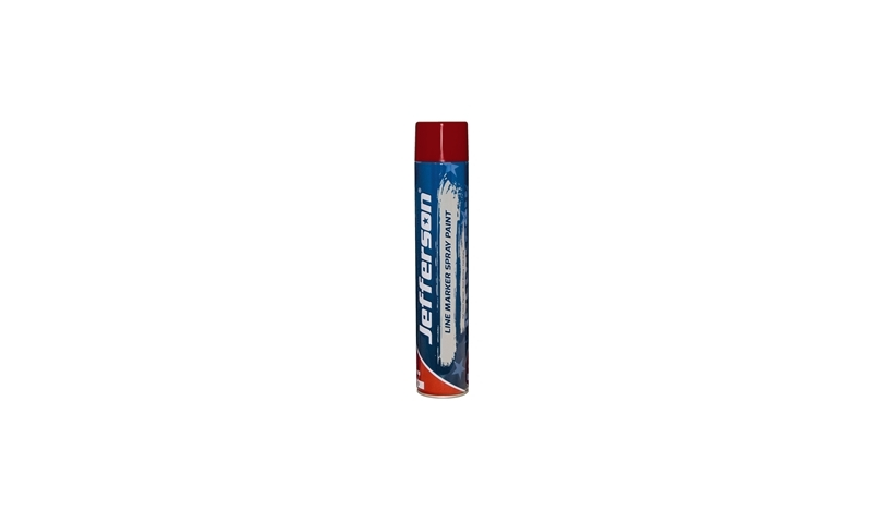 Line Marker Paint (750ml) Red