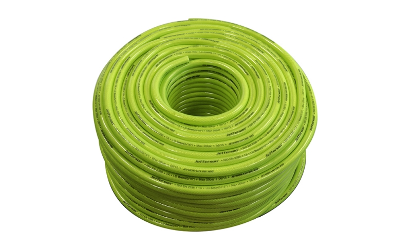 100m High-Vis Airline Hose (8mm)