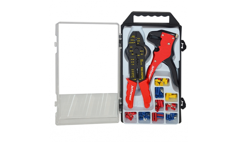 102 Piece Crimping Tool Set