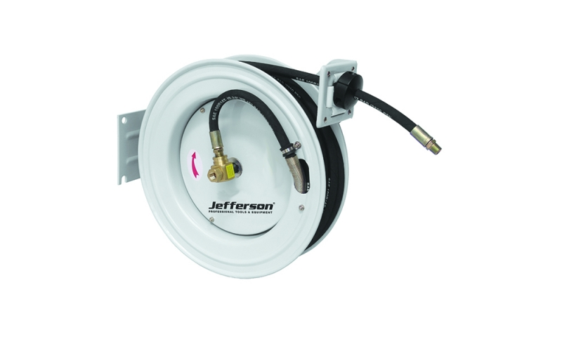 "15m 3/8"" Auto Retracting Hose Reel"