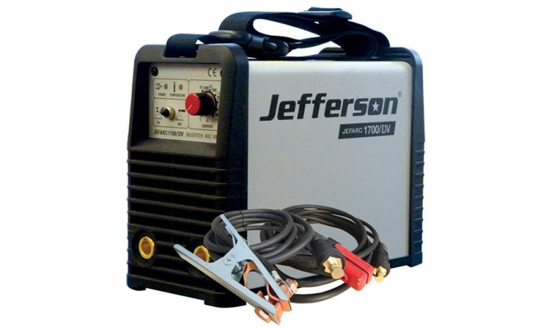 170 Amp Dual Voltage ARC Welder