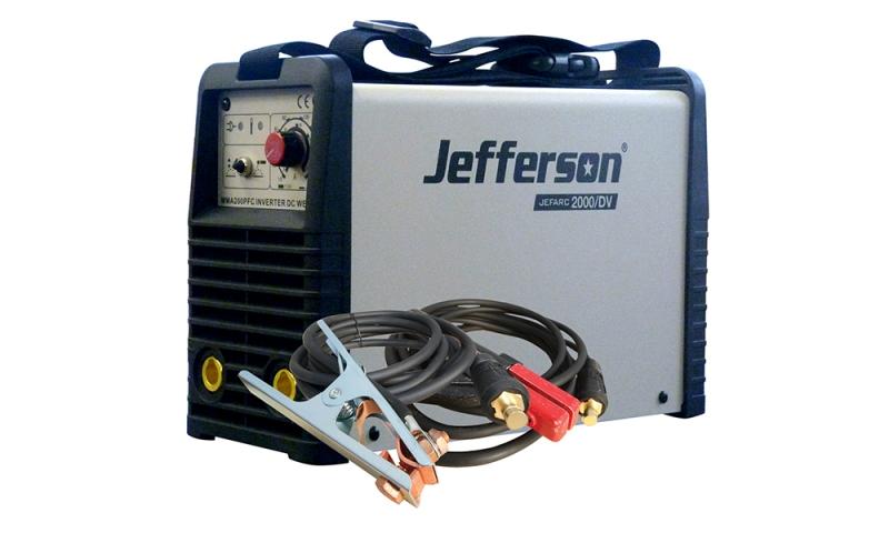 200 Amp Dual Voltage ARC Welder