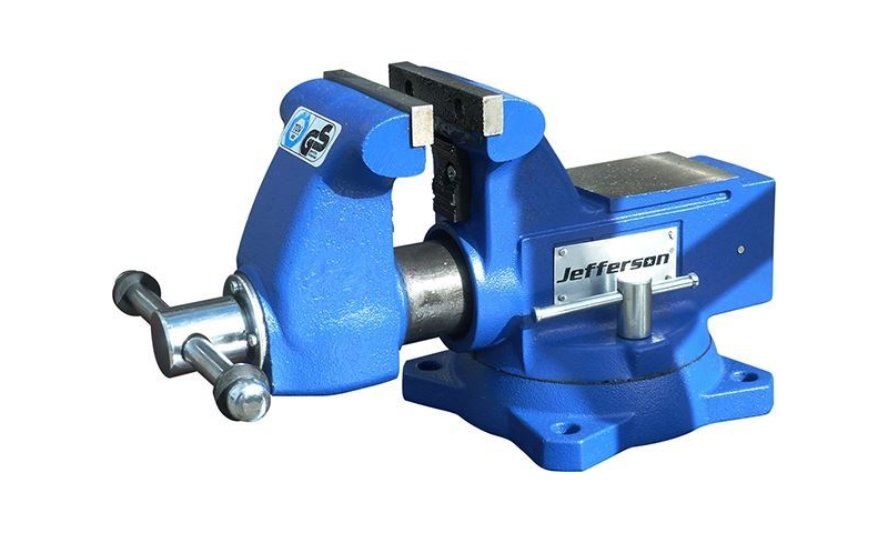 "6.5"" Ductile Iron Bench Vice"