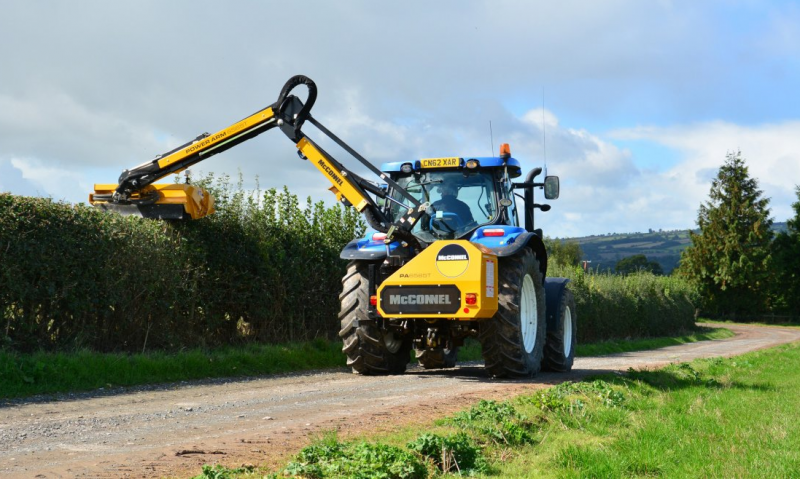 McConnel 65 Series Hedgecutter