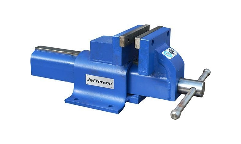 "6"" Fabricated Steel Vice"