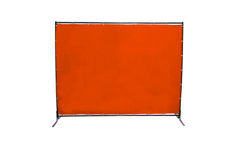 6x6ft Welding Curtain with Frame