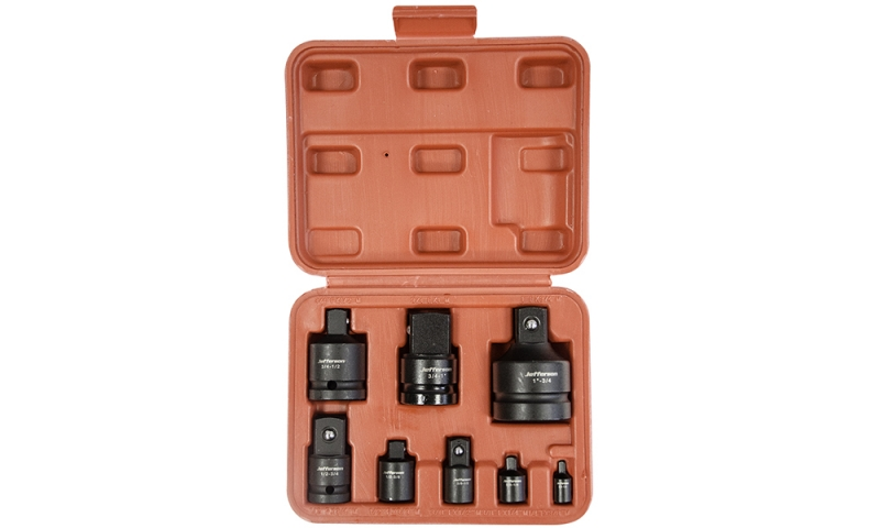 "8 Piece 1/2"" Impact Adaptor Set"