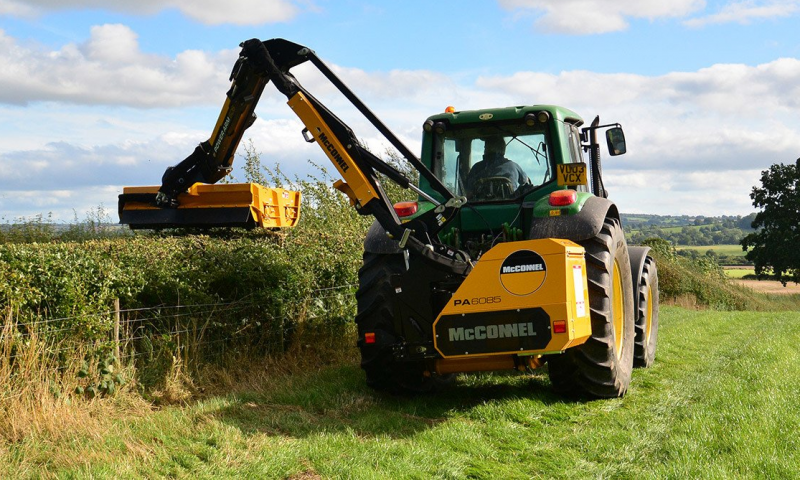 McConnel 85 Series Hedgecutter