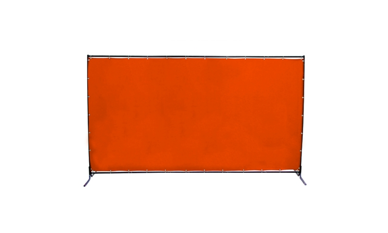 8x6ft Welding Curtain with Frame