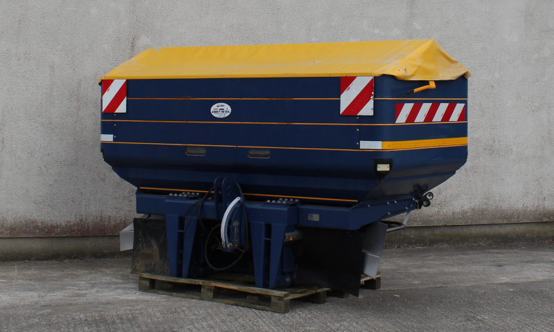 Bogballe M35 W 4.5 Ton Spreader
