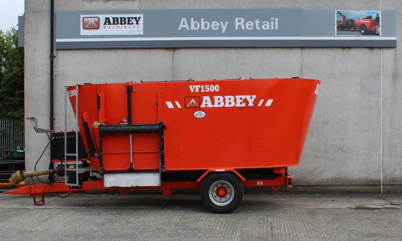 Abbey VF 1500T Diet Feeder (Ex Demo)