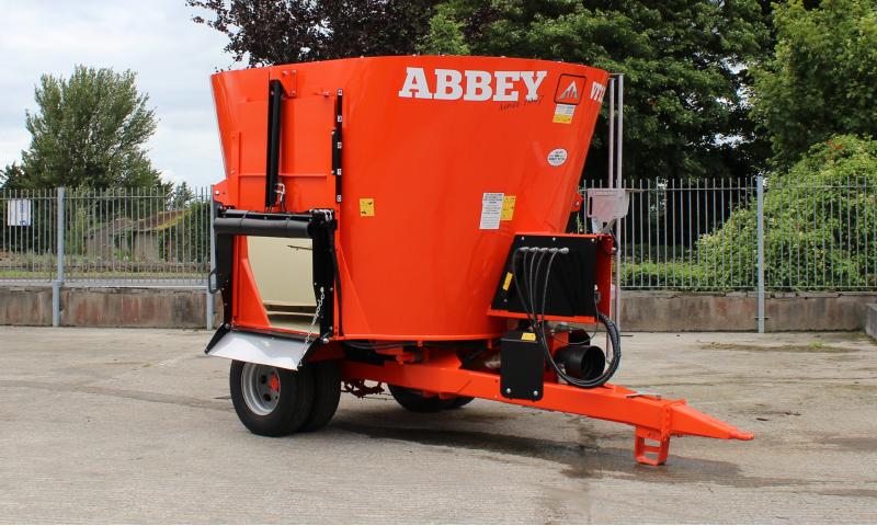 Abbey VF1250 Tub Feeder