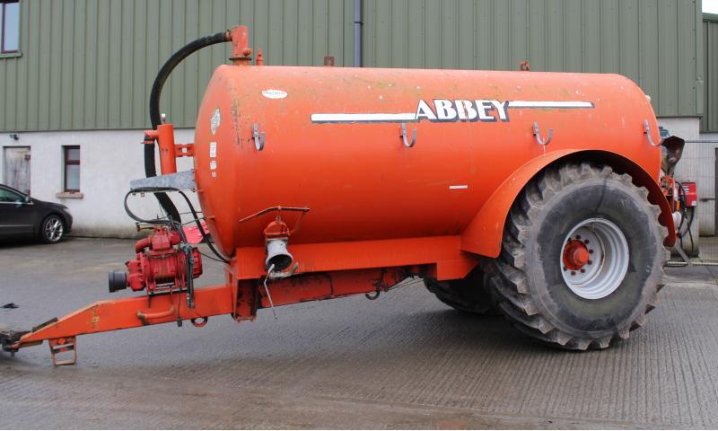 Abbey 2250 Tank