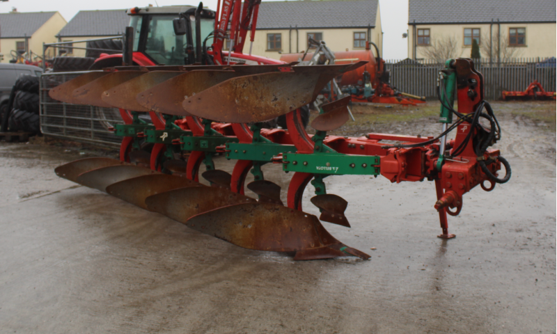 Kverneland 5 Furrow ED 85/200 Plough