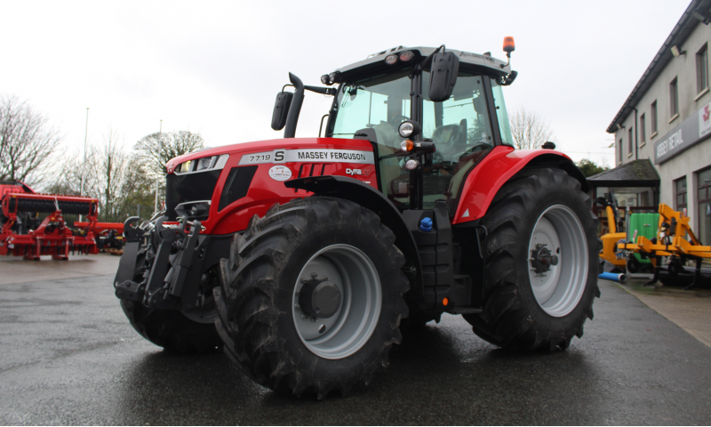Massey Ferguson 7719 Dyna-VT Next Edition