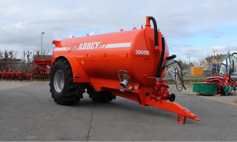 Abbey 3000G Premium Recessed Tank