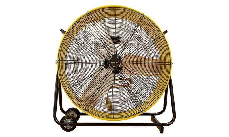 "30"" 110V Commercial Drum Fan"