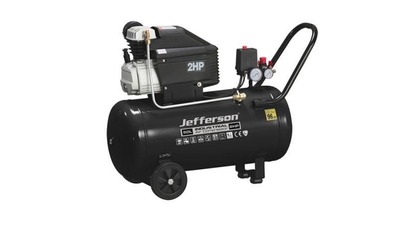50 Litre 2HP Compressor (10Bar)