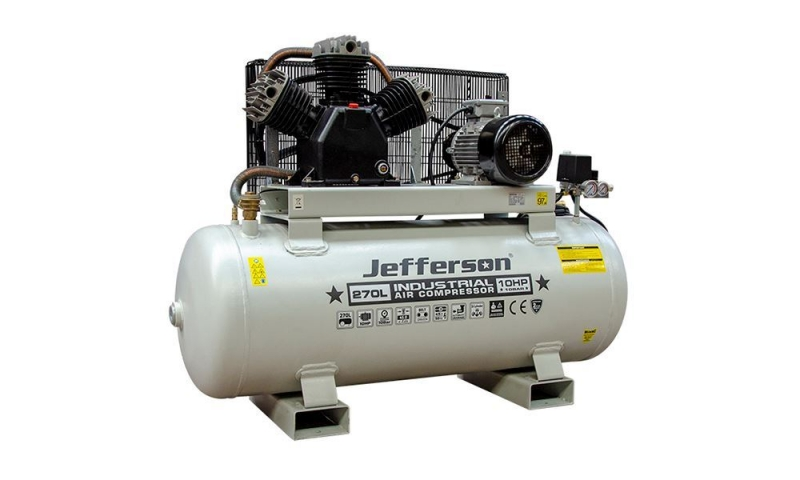 270 Litre 10HP Compressor