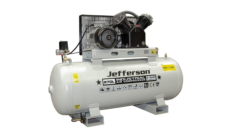 270 Litre 5.5HP Compressor