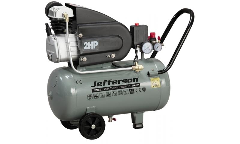 25 Litre 2 HP Compressor 110V