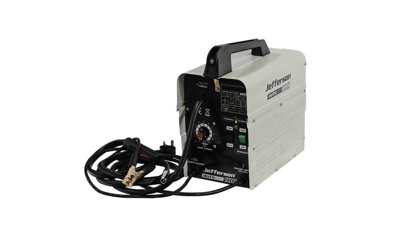 100 Amp 230V Gasless MIG Welder