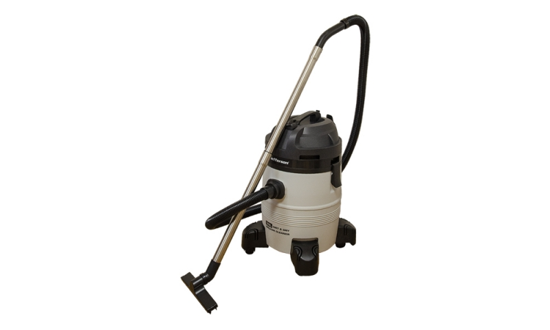 35 Litre 230V Wet & Dry Vacuum Cleaner 1400W