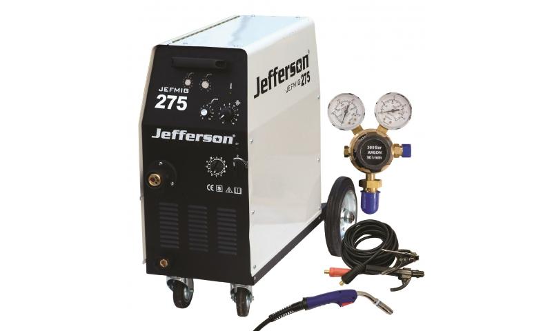 275 Amp 230V MIG Welder Kit