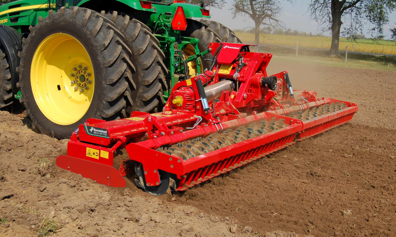 Kverneland NGS F35 Folding Power Harrow