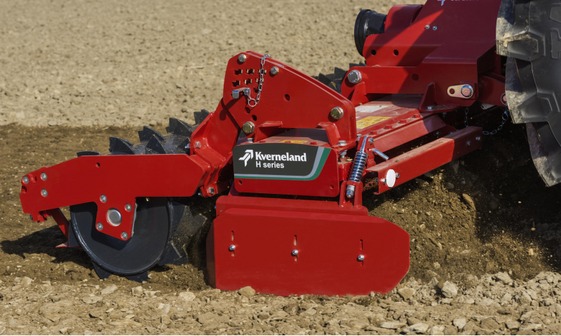 Kverneland NGH Power Harrow