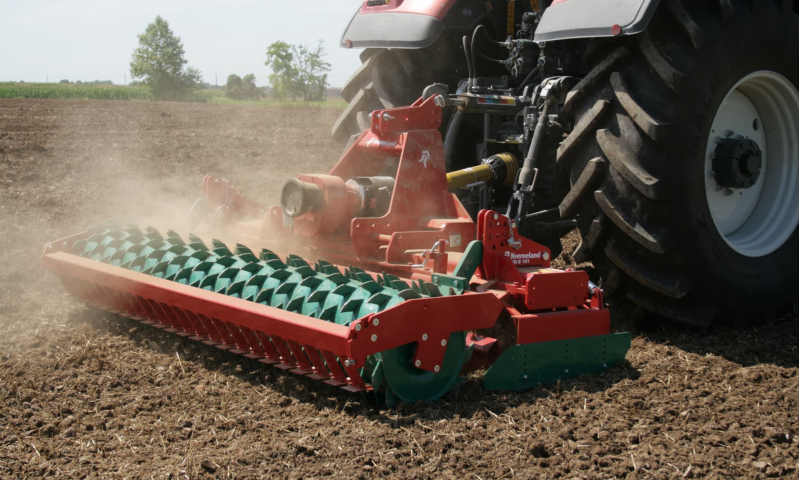 Kverneland NGS Power Harrow