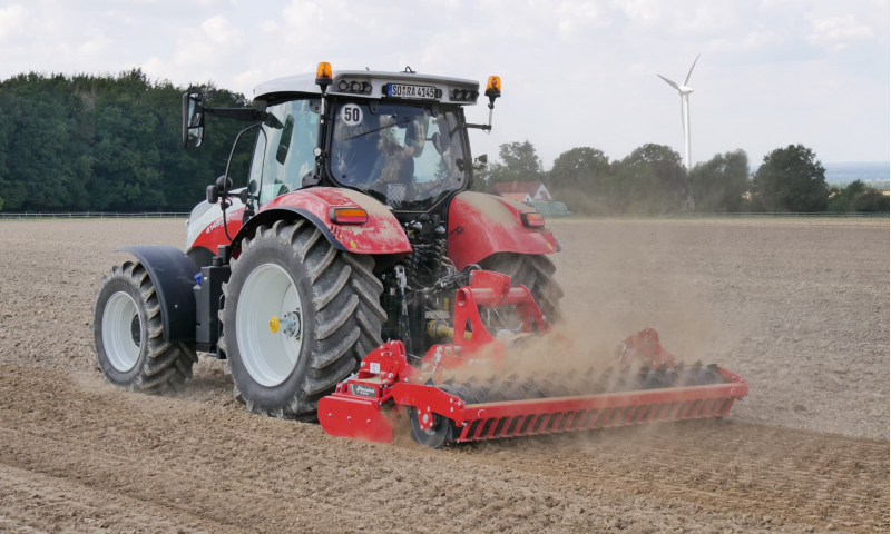 Kverneland NGM Power Harrow