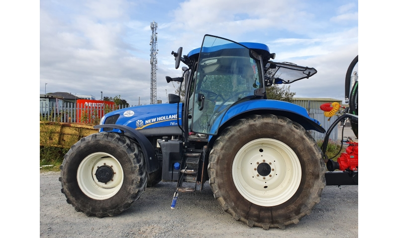 New Holland T6.155