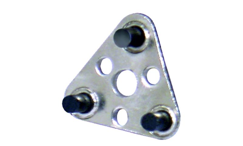 Spare Triple Flints For JEFSPKLGT-T