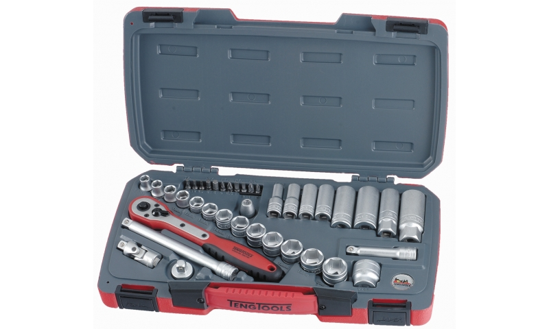 "3/8"" 39 PIECE DRIVE SOCKET SET"