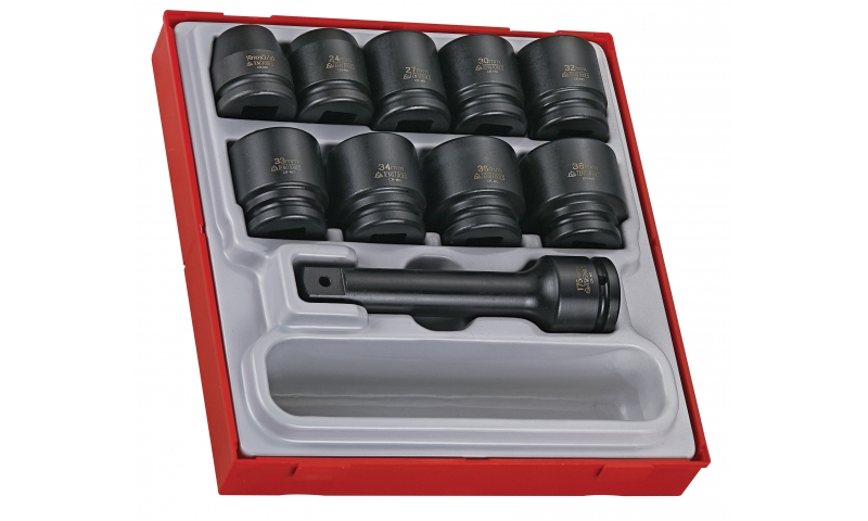 "16 PIECE 3/4"" DRIVE IMPACT SOCKET SET"