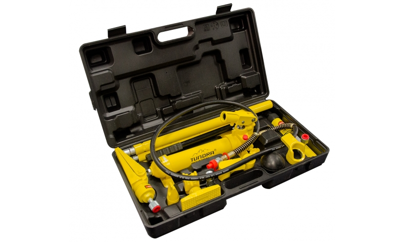 Tundra 4 Tonne Porta Power Hydraulic Body Frame Repair Kit