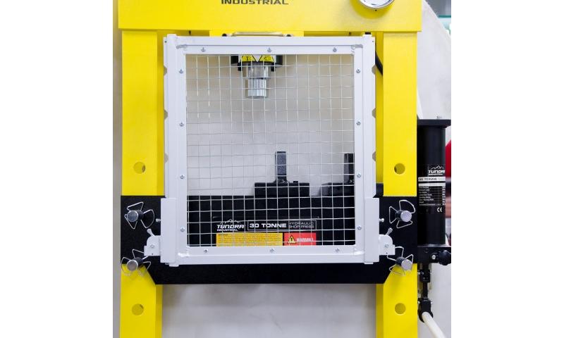 Tundra 50 Tonne Shop Press Safe Guard