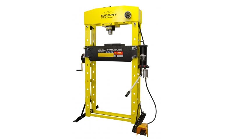 Tundra 50 Tonne Shop Press
