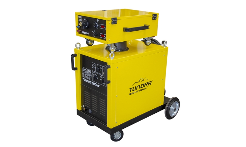 Tundra 600 Amp MIG Welder Water Cooled (3 Phase)