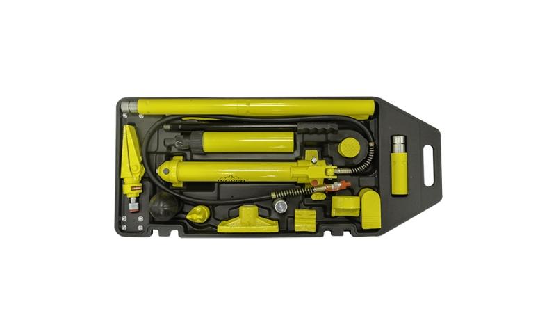 Tundra Porta Power 10 Tonne Hydraulic Body Frame Repair Kit (Twin Pump)