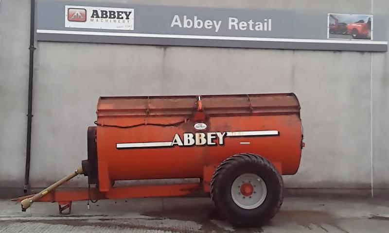 Abbey 2090 side spreader